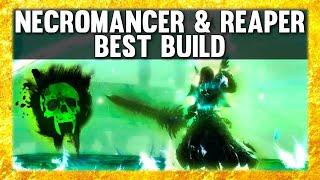 Necromancer & Reaper Best Build PvE | PvP | WvW 2019 - Guild Wars 2