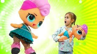Готовим зелье для ЛОЛ. Куклы Лол - Мультики для девочек
