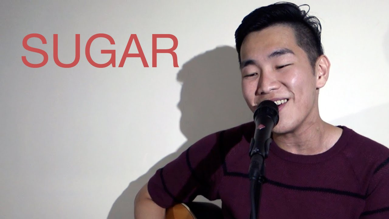 Maroon 5 - Sugar (Atcoustic Cover) - YouTube