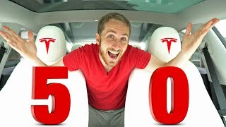 Tesla Model 3 | 50 COOL Tips, Tricks, and Features !