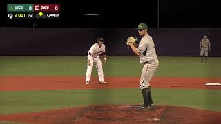 Baseball Postgame Interview: Charleston (CAA Tournament)