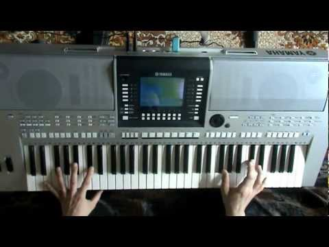 СЕКТОР ГАЗА - LIFE Игра на синтезаторе YAMAHA PSR-S710
