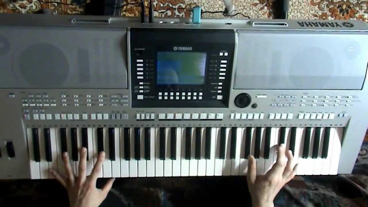 Inna Hot in Yamaha PSR S710 - YouTube