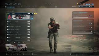 MODERN WARFARE!!! BRAND NEW UPDATE... CROSSBOW!!, PRO, Road to Gold (Max Level) Come Join