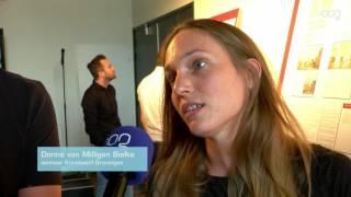 'Dialoog tussen Ruimte en Verbeelding' winnaar Kunstwerf Groningen