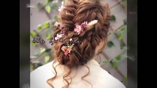 Hướng dẫn làm tóc áo cưới Vy Bridal 07
