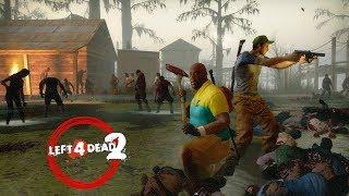 Left 4 Dead 2 - En Directo #LIVE en EXPERTO - Dead Center / Swamp Fever L4D2 con Fails