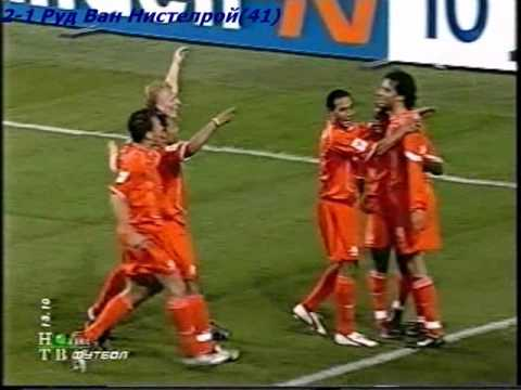 QWC 2006 Netherlands Vs. Finland 3-1 (13.10.2004)