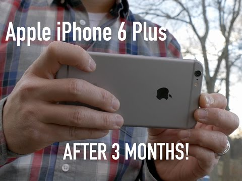 Apple iPhone 6 Plus Review! (After 3 Months)