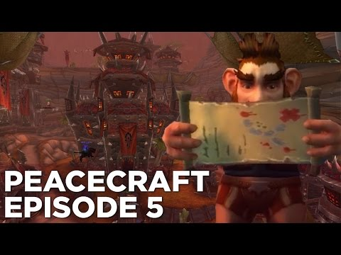 Raandyy goes on a HORDE KISSING SPREE - PeaceCraft Ep. 5