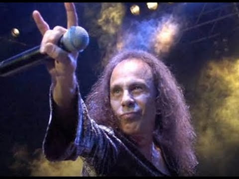 "Ronnie James Dio autobiography in the works - Unearth film video for song ""One With The Sun""!"