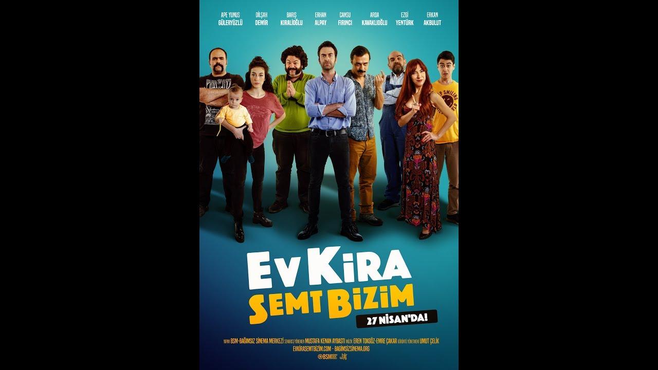 """Ev Kira Semt Bizim"" Filmi Müzikleri Bizden"