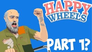 WHAT AM I DOING??? | Happy Wheels | Part 1?(, 2016-02-09T13:28:01.000Z)