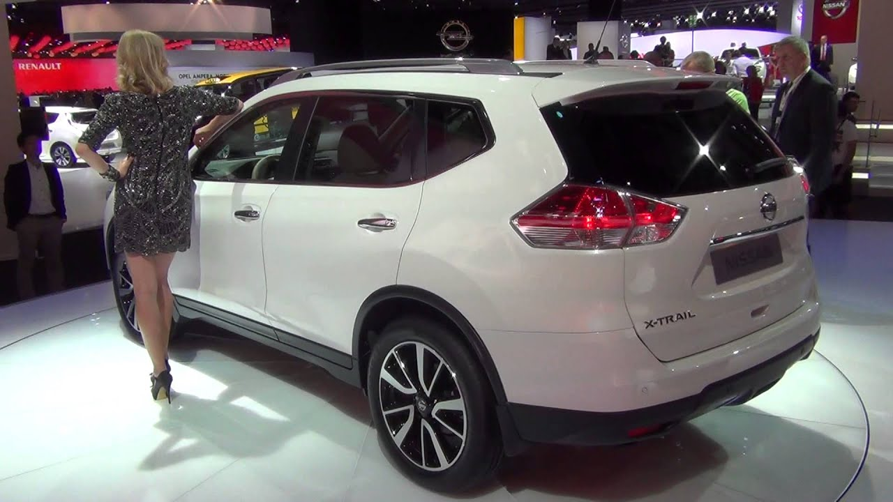 2014 nissan x trail 5 2 quick walkaround video youtube. Black Bedroom Furniture Sets. Home Design Ideas