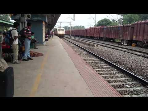 Shatabdi skipping Krishnarajapuram..