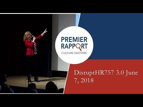 DisruptHR757 3.0 June 7, 2018