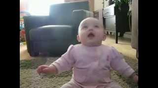 Как смеются дети когда их папа пёрнул ржака смотреть до конца