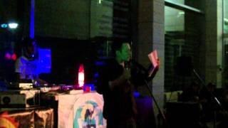Szabó Bence, Sza.boss - I. Debreceni Slam Poetry Verseny döntő