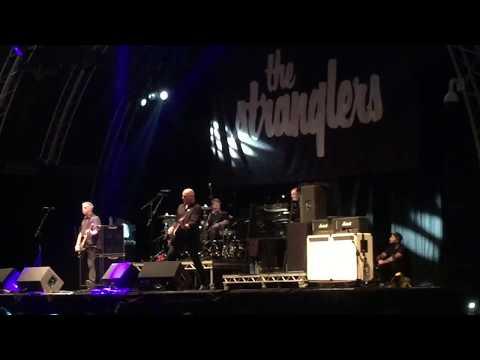 The Stranglers No More Heroes Live 26.08.17 Belfast Custom House Square