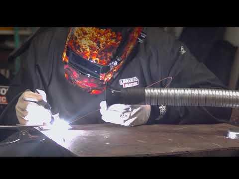 Lincoln Electric Mig-Pak® 140 MP® | Retail Multi-Process Welder- Canada