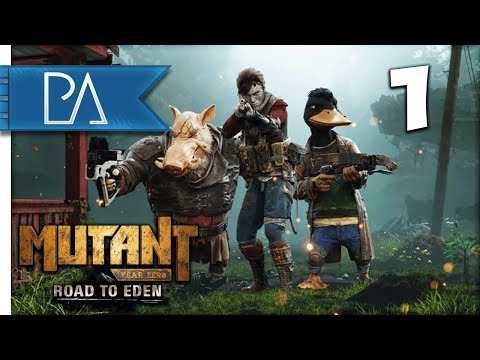 And So Our Story Begins Here! - Mutant Year Zero: Road To Eden - Part 1