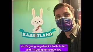 Publication Date: 2021-02-03 | Video Title: NET Talk - A Rabbits Cafe