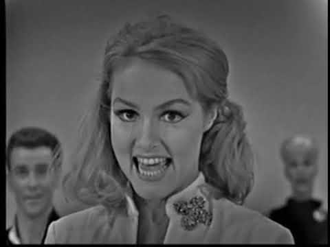 Julie Newmar--Simon Says, 1963 TV
