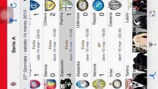 Classifica serie A, marcatori e risultati della 27º giornata