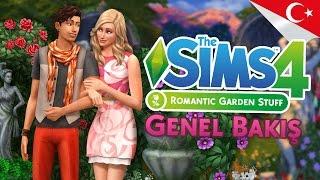 The Sims 4 Romantic Garden Stuff - Genel Bakış / İnceleme