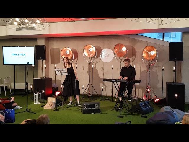 Ieva Zasimauskaitė – Tu Canción  | SPAIN 2018 COVER EUROVISION