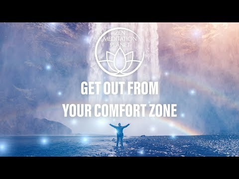 Step Outside of a Comfort Zone - Confidence Boosting Songs