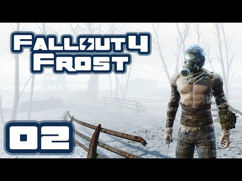 Let's Play Fallout 4: Frost Survival Simulator Challenge - Part 2 - No Expert In Ghoulslaying
