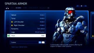 Halo 4 Customization: Spartan Armor, Custom Loadouts, and Spartan ID!