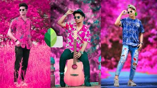 Pink Tone Effect | Snapseed Photo Editing - New Tricks