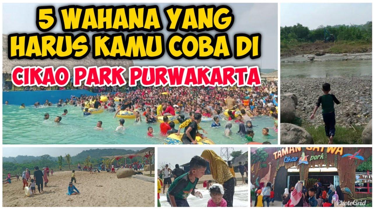 WOW KEREN! Cikao park Purwakarta - Tempat Wisata Baru di ...