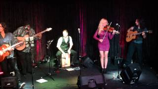 "Hot Club Las Vegas performs ""Minor Swing"" by Django Reinhardt"