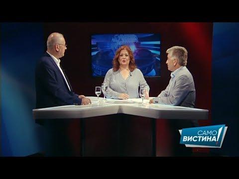"""Горан Митевски и Владимир Пивоваров во """"Само Вистина"""" 22.06.2017"""