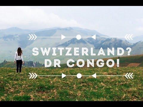 SWITZERLAND? CONGO! WALKING IN MASISI HILLS