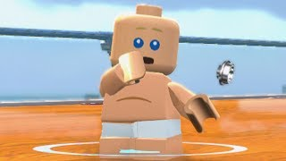 LEGO The Incredibles - Jack-Jack Parr (Diaper) - Open World Free Roam Gameplay (PC HD) [1080p60FPS]