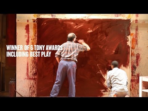 """Official Trailer: """"Red"""" at Everyman Theatre"""