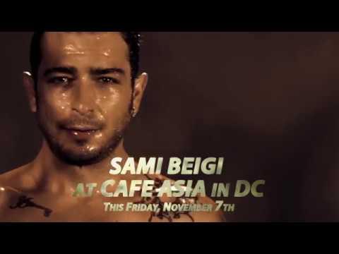 Sami Beigi Live at Cafe Asia in Washington DC   November 7th, 2014