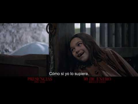 PRESENCIAS DEL MAL - DREAMS 20 - EN CINES ENERO 30