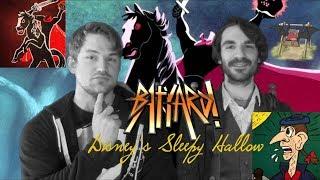 Disney's The Legend Of Sleepy Hallow; Is Ichobod Crane a Good Character?!  Dan & Josh: SuperFriends