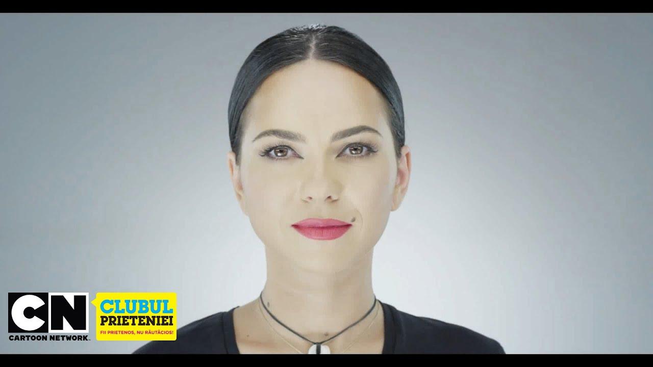 INNA: Fii prietenos, nu răutăcios! | CN Clubul Prieteniei | Cartoon Network - YouTube