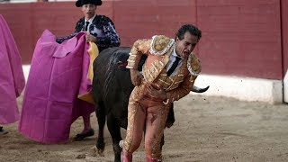 Bullfighter Gored to Death After Tripping on His Cape