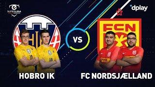 eSuperliga Highlights: Hobro IK 3 - 5 FC Nordsjælland