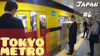 JAPAN   Day-1 First Impression   TOKYO Metro   Vending Machines