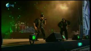 Cypress Hill - How I Could Just Kill A Man - Rock In Rio Madrid 2010 HQ
