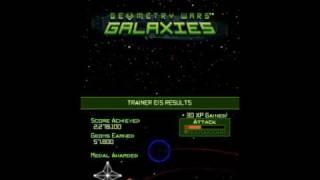 Geometry Wars Galaxies (Nintendo DS) Gameplay