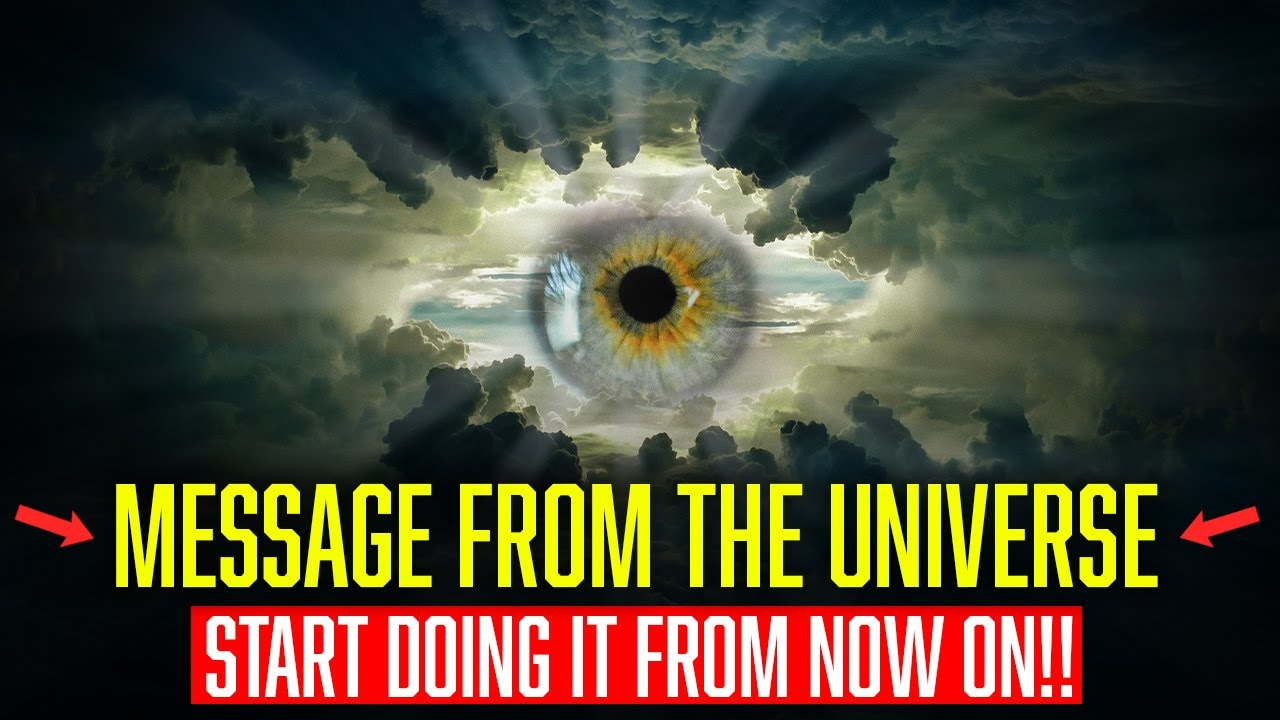 MESSAGE FROM THE UNIVERSE FOR YOU!! [The Magnetic Force Is Rising]